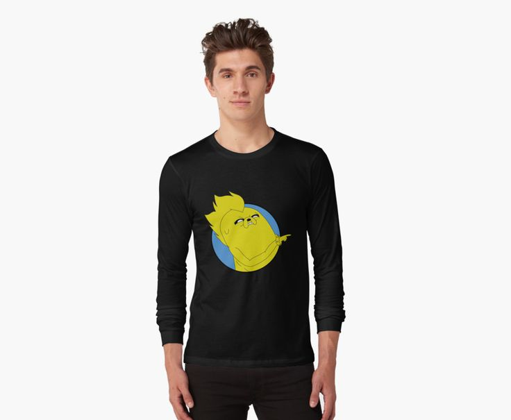 Adventure Time Jake - Shut Yo Face by kirstmcarthur