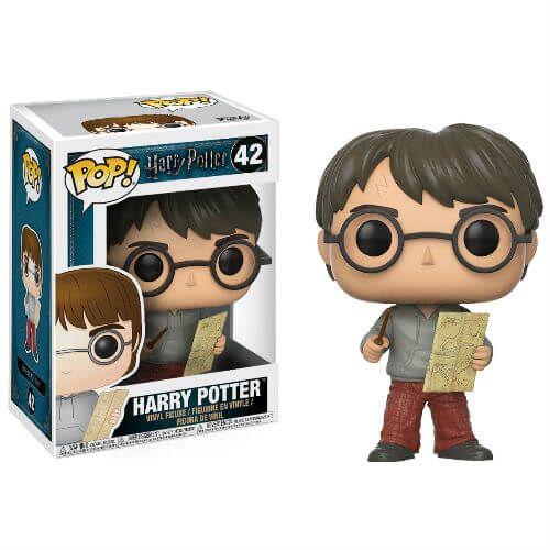 Acheter Figurine Pop! Harry avec Carte du Maraudeur Harry Potter depuis Pop In A Box FR, le royaume de l'abonnement Funko Pop Vinyl et bien plus encore. Livraison gratuite disponible !