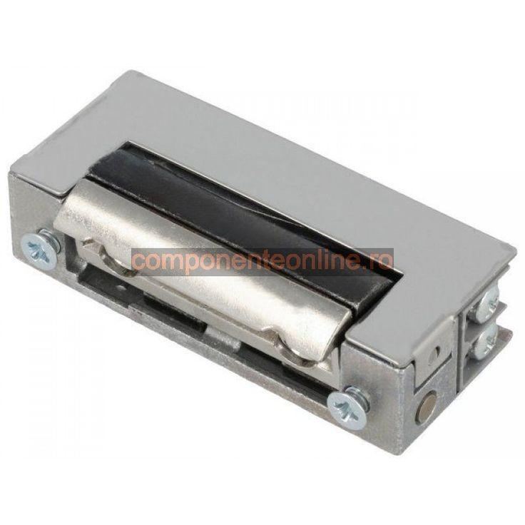 Yala electromagnetica, 12V, AC, DC, 18,5mm, cu memorie, Lockpol - 006958