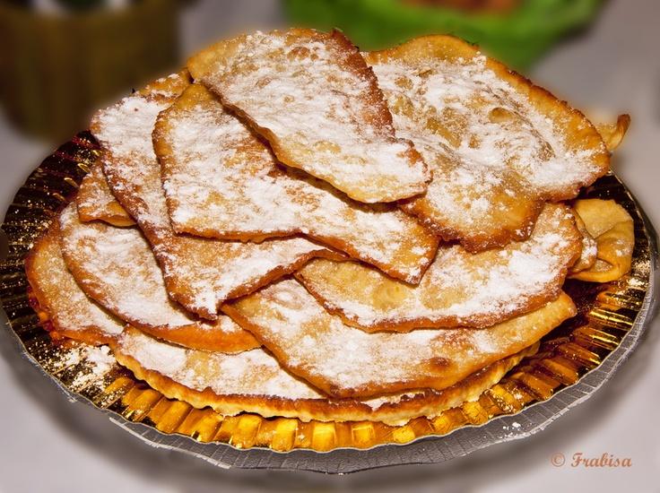 La cocina de Frabisa: Orejas de carnaval de la abuela Lisi. COCINA GALLEGA.