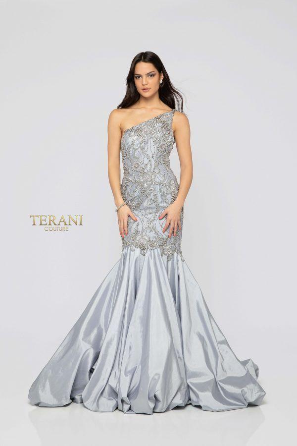 28421f8d 1911P8367 in 2019 | Terani Prom | Dresses, Mermaid dresses, Terani couture