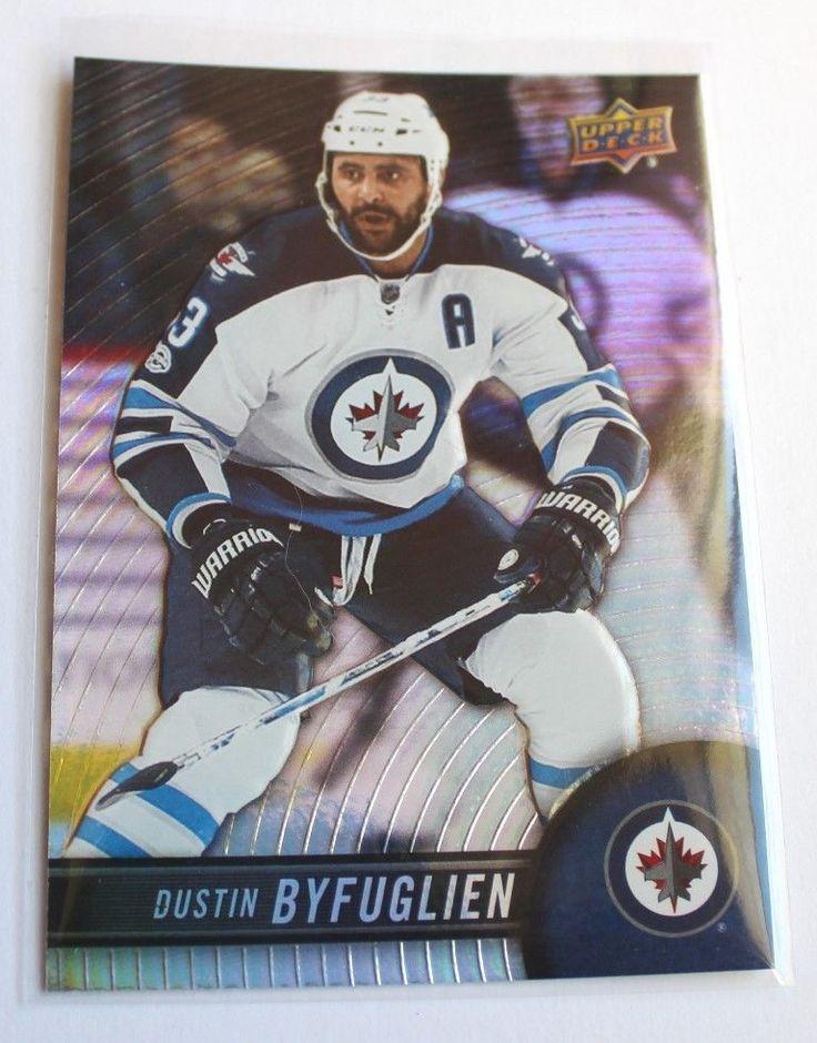 2017-18 Dustin Byfuglien Tim Hortons Upper Deck NHL Hockey Card - #79 | eBay