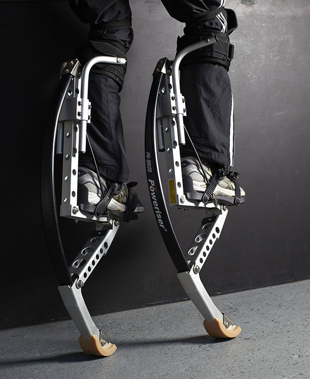 Wearable robots: Powered exoskeleton provides superhuman strength - TechLife