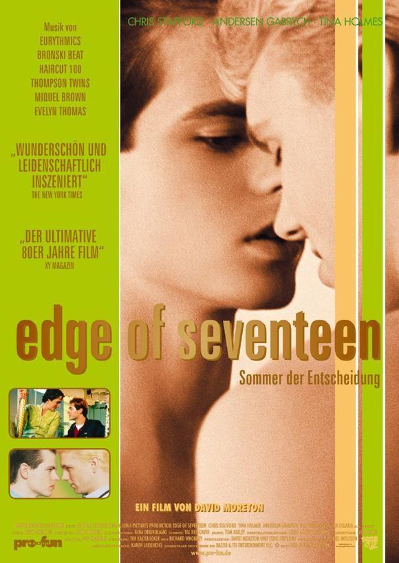 EDGE OF SEVENTEEN (USA. 1998) Dirección: David Moreton. Actores: Chris  Stafford; Tina Holmes; Andersen Gabrych; Stephanie McVay.