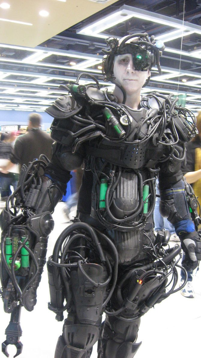 16 best Borg images on Pinterest