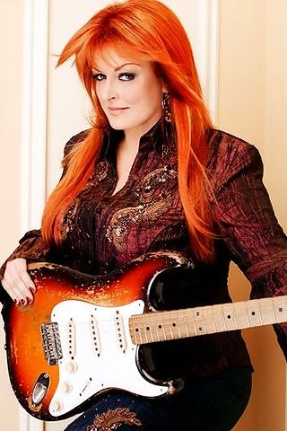 Wynonna Judd - Unbelievable talent! Sorely unrecognized for such. I believe THE best female singer out there today -- if not THE best singer. period. And love her sassy attitude. #barclar