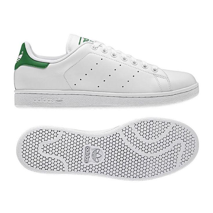 Adidas Originals Mens Stan Smith 2 Trainers White/Fairway