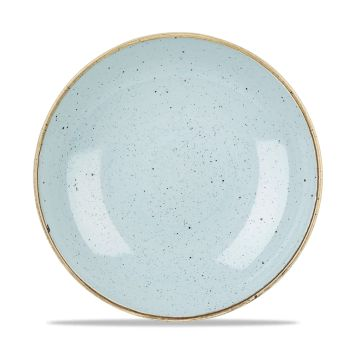 Stonecast #DuckEggBlue Large Coupe Bowl