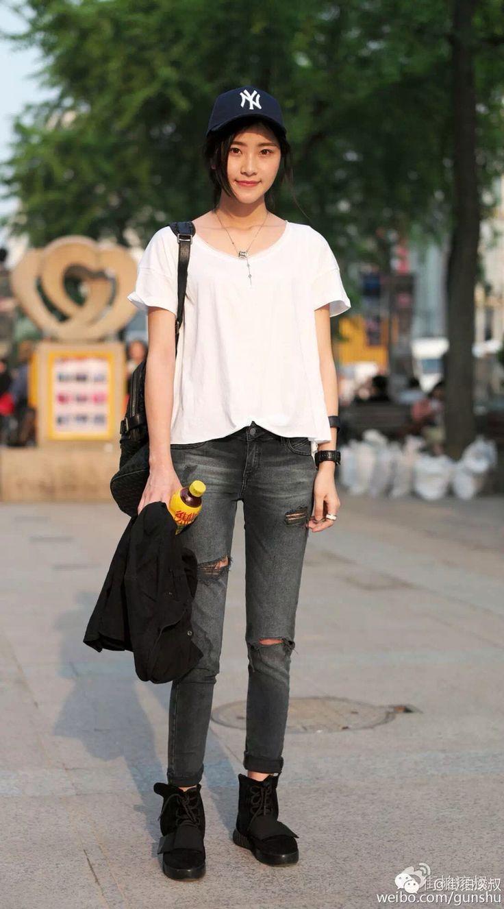 Best 25 Asian Street Style Ideas On Pinterest Asian Street Fashion Korean Street And Korean