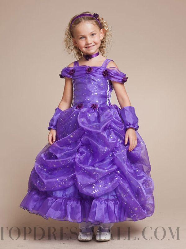 Mejores 43 imágenes de Flower Girl Dresses en Pinterest | Damitas de ...