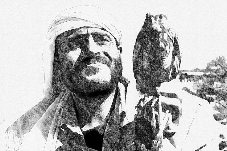 Pen studies of Yemen - on PhotoDonut blog