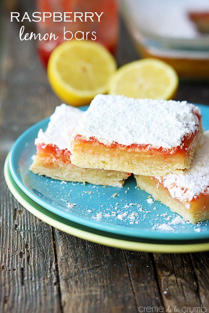 ... Bars, Cookies, Sweets, Brownies Bars, Food, Bars Recipe, Raspberries