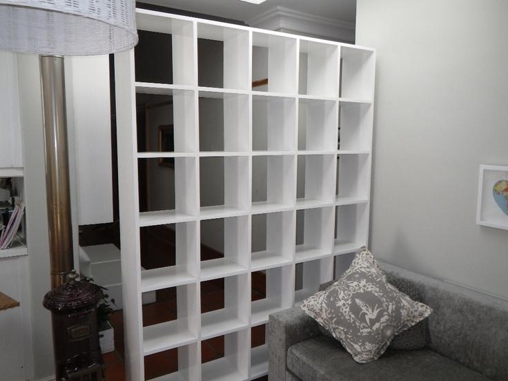 shelves / room divider