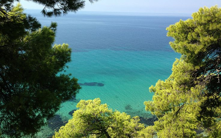 Halkidiki - during a trigiro hiking tour #trigiro #tour #Halkidiki #NorthGreece #hike