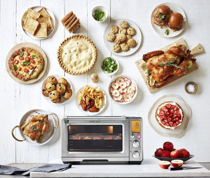 Breville Smart Oven Air for the holidays | 2017 Holiday Gift Guide