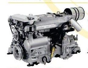 Silnik Morski Diesla Chłodzony olejem DTA44 Vetus