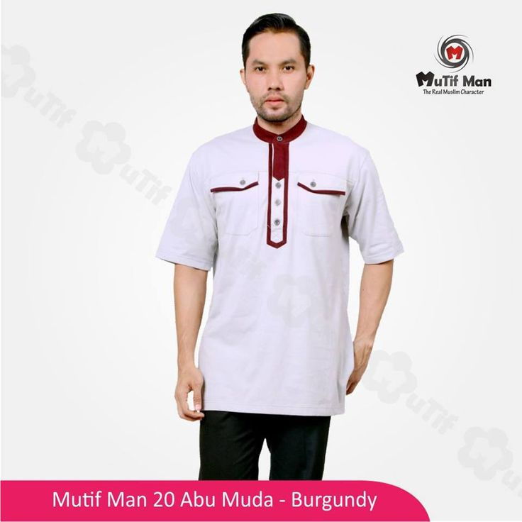 Saya menjual Baju Kemeja Pria Mutif Man MM-20 Abu Muda-Burgundy seharga Rp205.000. Dapatkan produk ini hanya di Shopee! https://shopee.co.id/grosirbajumuslimbranded/679130926 #ShopeeID
