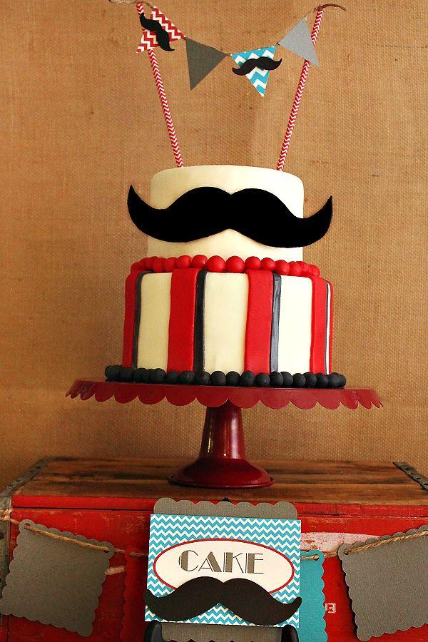 1000+ ideas about Mustache Cake on Pinterest | Mustache ...