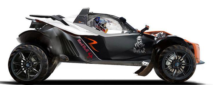 KTM X-Bow off road concept
