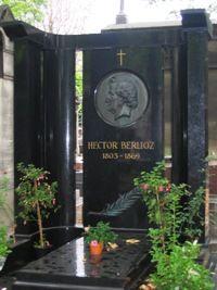 Hector Berlioz, cimetière de Montmartre
