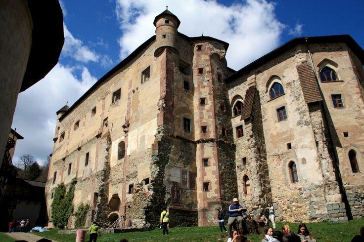 The Banska Stiavnica Castle