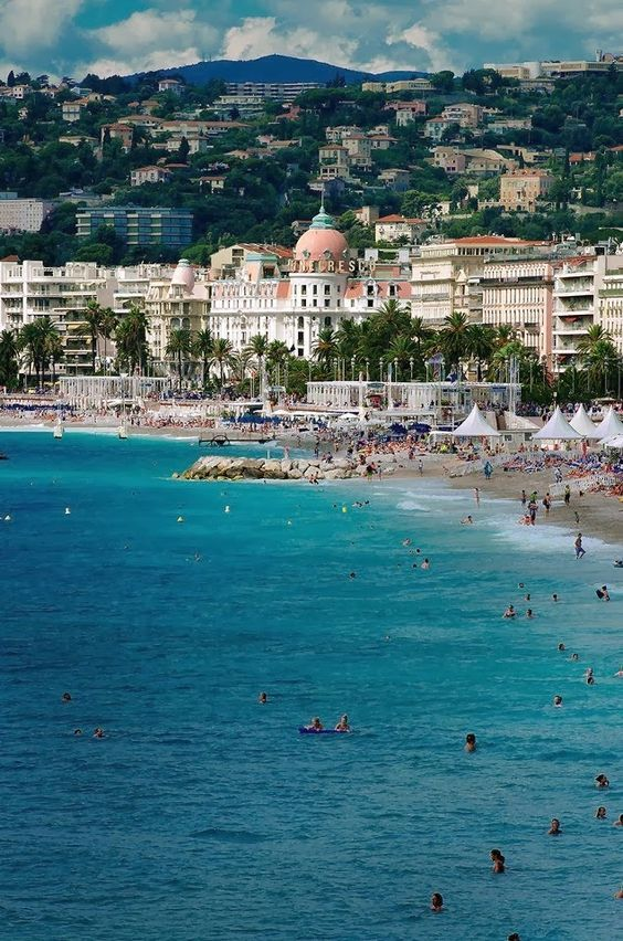 Nice, French Riviera: