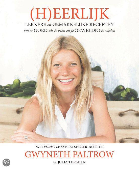 bol.com | (H)eerlijk, Gwyneth Paltrow & Julia Turshen | 9789021554952 | Boeken