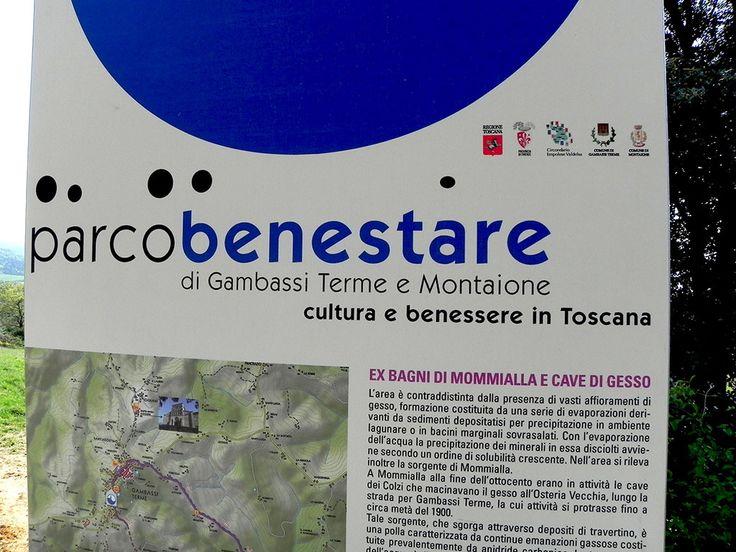 Mommialla, Parco Benestare.
