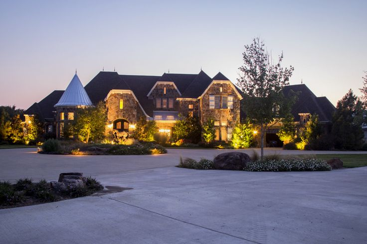 14 best Rockwall Ranch Job By Dallas Landscape Lighting images on