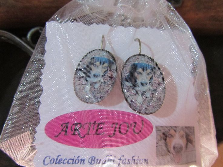 """Pendientes. """"Colección Budhi fashion""""."""