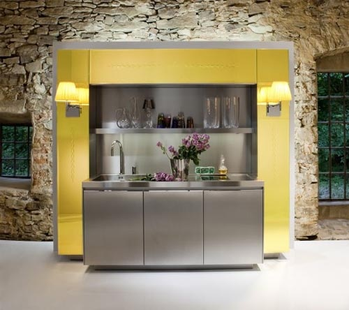 Specifically Tailored Functionality Can Mean That Small Kitchens Work  Fantastically Well