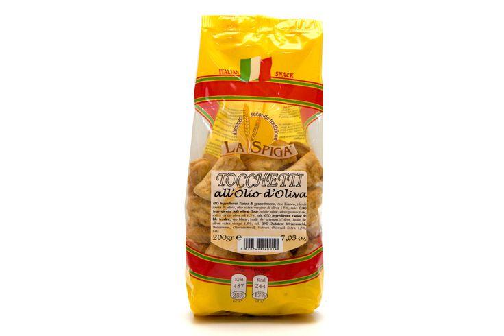 Croccantelle  Fratelli Patruno s.r.l. Tarallificio la Spiga  #italian #snack #food #goodtaste #croccantelle #taralli #puglia #ciboitaliano