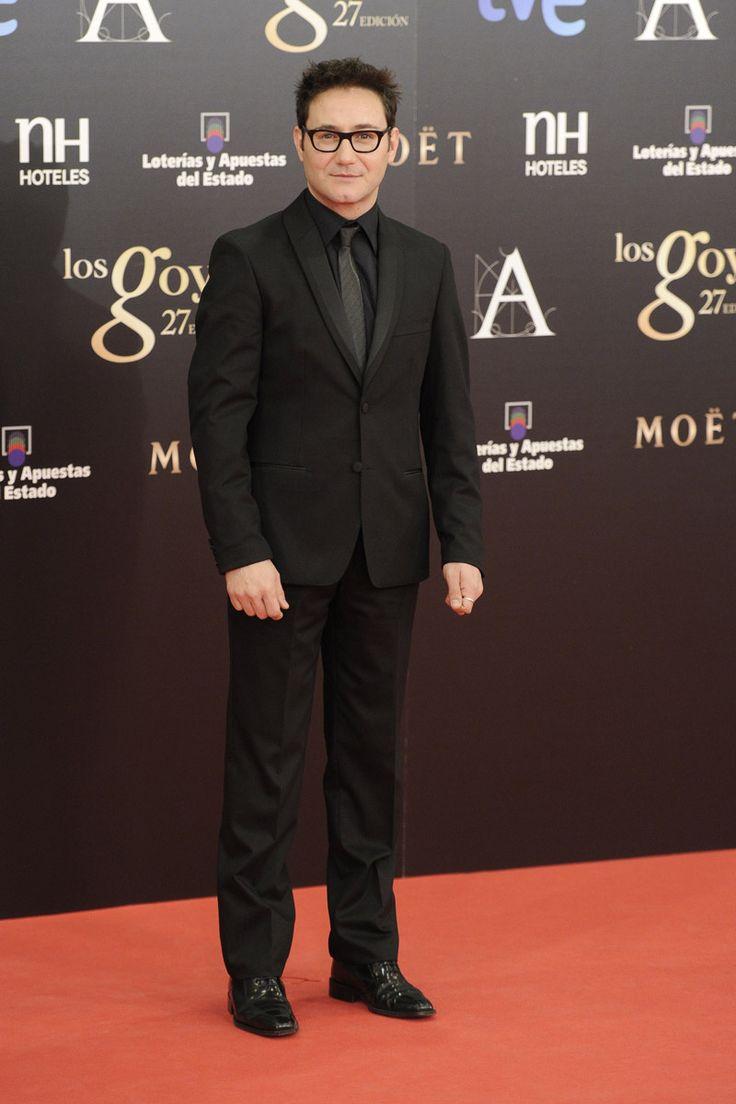 Premios Goya 2013. Carlos Santos