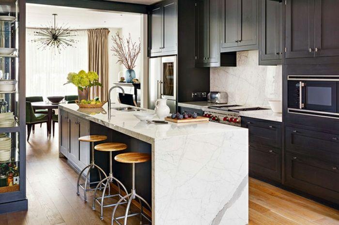 ▷ 1001 + ideas de cocinas con barra modernas y bonitas ...