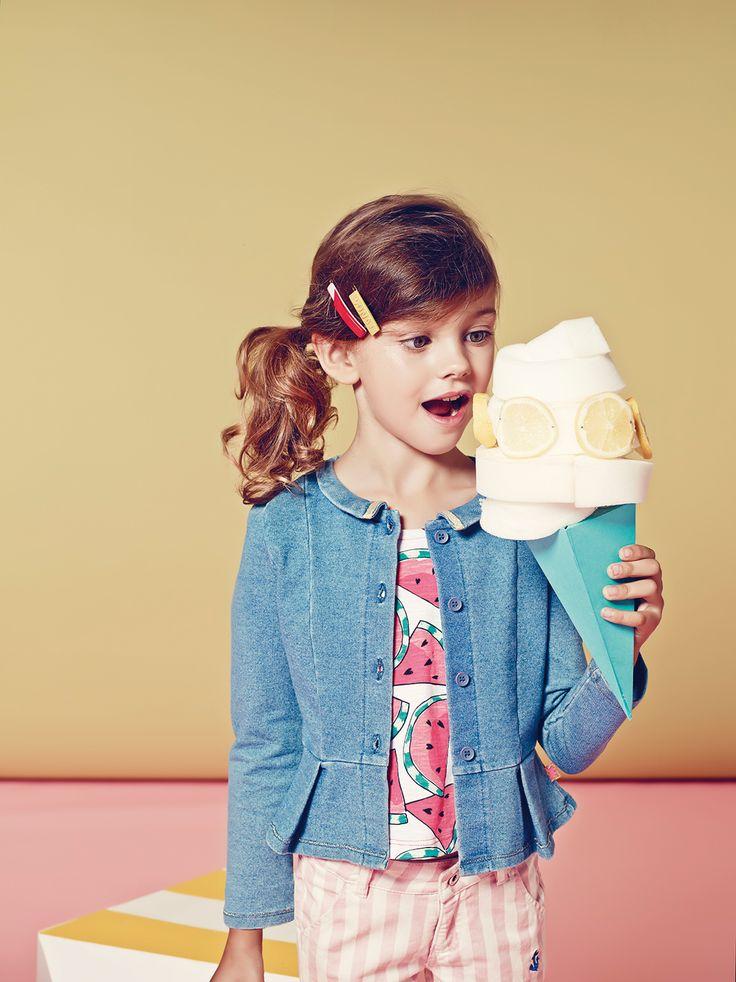 Les pastels tendres de Billieblush | MilK - Le magazine de mode enfant