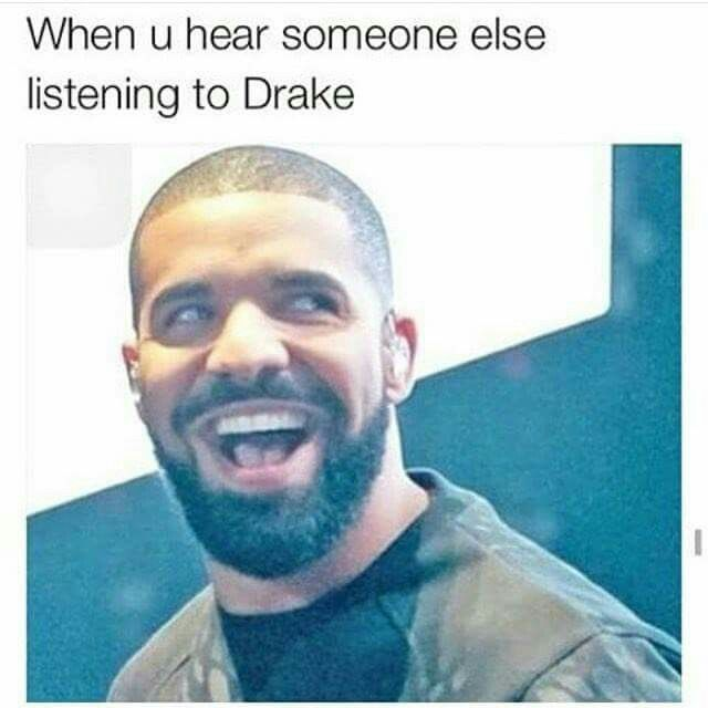 This is so true! #drakememe #literate