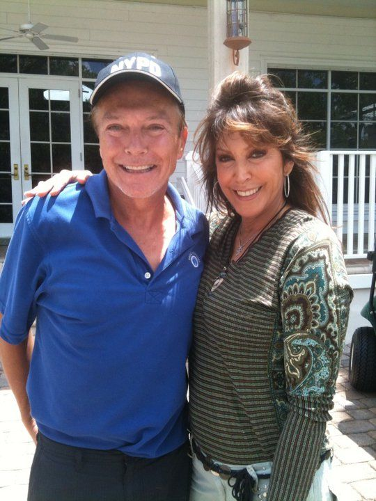 David And Wife Sue At Easter 2011 David Cassidy