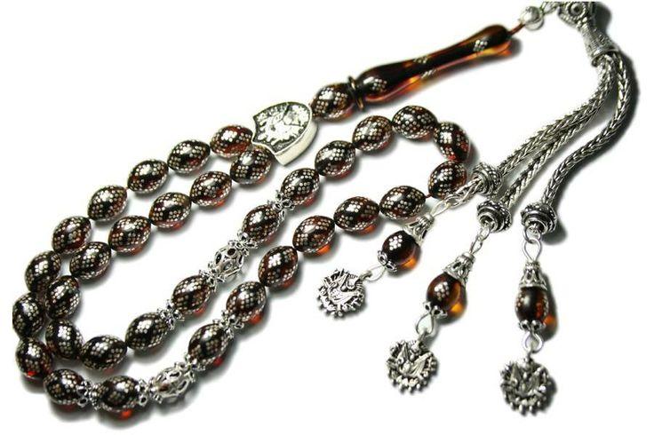 Gümüş Kakmalı Ateş kehribarı Tesbih..Gümüş Kamçı ve Duraklarla Tasarımı Tamamlanmıştır..http://www.tesbihcibaba.com.tr/?urun-616-gumus-tasarim-ates-kehribari-tesbih