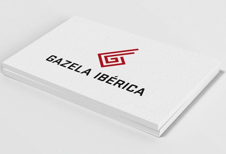 Desenvolvimento de logótipo para a Gazela Ibérica.