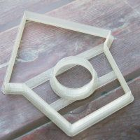 "Cookie cutters ""House"" 15cm"
