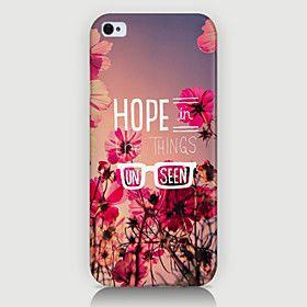 цветы шаблон телефон задняя обложка чехол для iphone5c