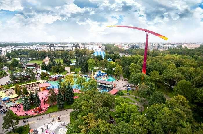 Парк Диво Остров - Парк Диво Остров Россия Санкт-Петербург