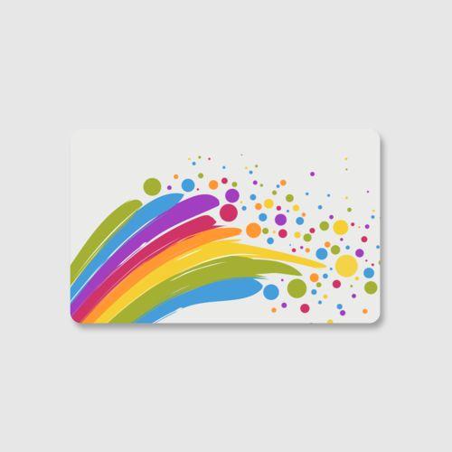 Rainbow Card dari Tees.co.id oleh Heaven