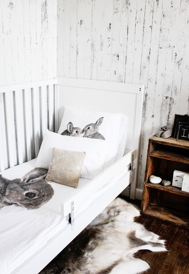 Cute kids room I Scandinavian Wallpaper & Décor. Photo Gemma Lovitt.