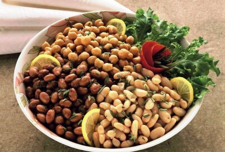 Insalata ai tre legumi | three legumes salad