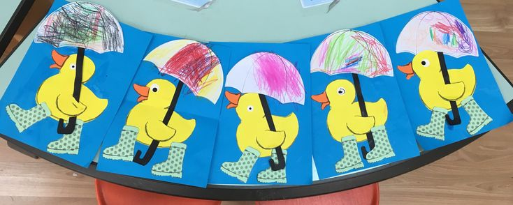 Rainy Day Duck~ | minirelli