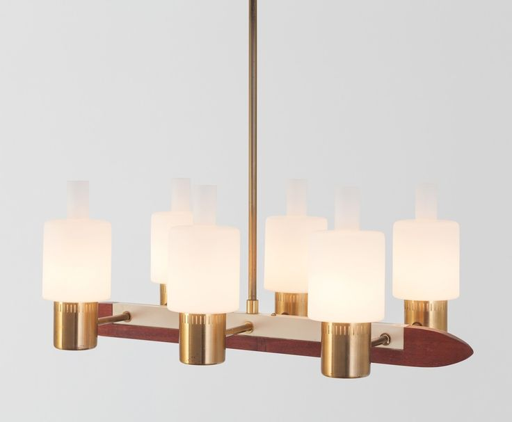 Nordlys hanging lamp from the sixties by Jo Hammerborg for Fog & Mørup
