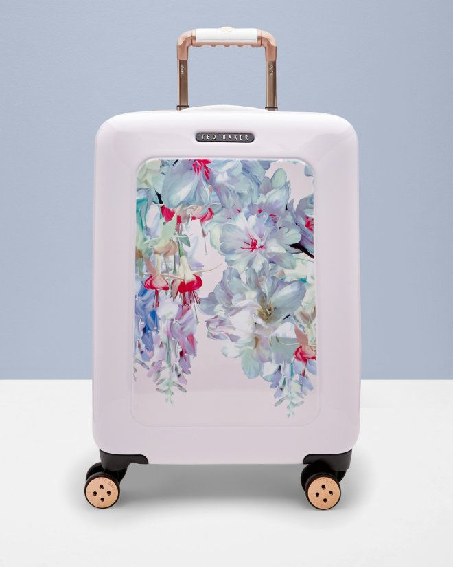 Hanging Gardens large suitcase - Nude Pink | Bags | Ted Baker UK