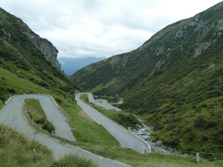 St. Gotthard pass (Tremola)