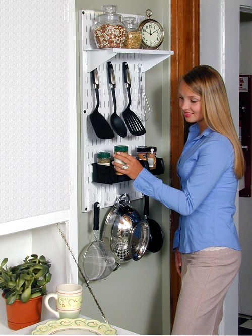 find this pin and more on kitchen pegboard ideas - Kitchen Pegboard Ideas